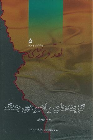 نقد و بررسی جنگ ایران و عراق - جلد پنجم: گزینه های راهبردی جنگ