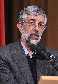 حداد عادل: هستی خود را فدای پیروی از تفکر غربی نمی کنیم