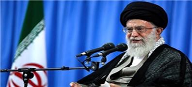 تقدیر رهبری از پدیدآورندگان فرهنگ جامع زبان فارسی