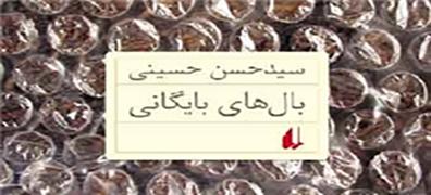 «بالهای بایگانی» سیدحسن حسینی منتشر میشود