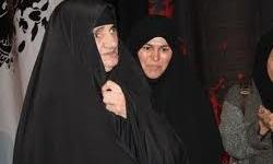 مادر سید زهرا حسینی راوی کتاب «دا» درگذشت.