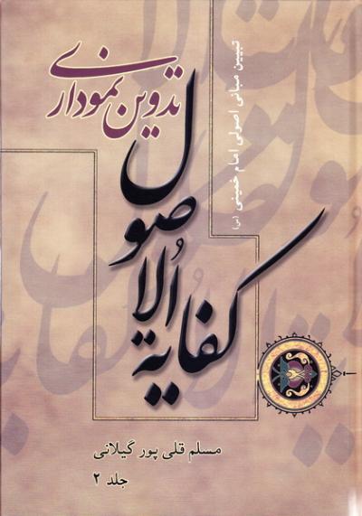 تدوین نموداری کفایة الاصول همراه با آرای اصولی امام خمینی (ره) - جلد دوم