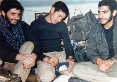 روایتی از جوان شهید «افغانستانی» که در جنگ «ایران» روی سیم خاردارها خوابید