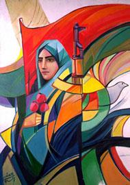 نگارش بخش نادیده تاریخ جنگ تحمیلی توسط زنان نویسنده