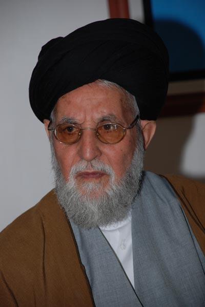 سید ابراهیم سیدعلوی