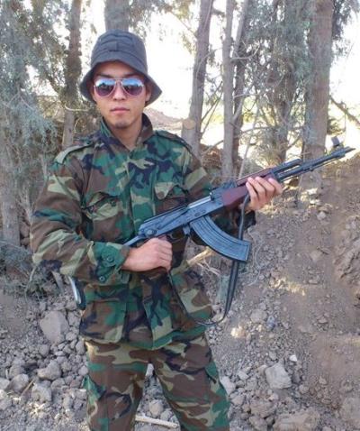برای حاتمی کیا و برای جوان شهید افغانستانی که حسرتش را خورد