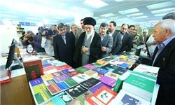 روایتی از متن و حاشیه بازدید رهبر انقلاب از نمایشگاه کتاب