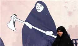 زنی که با یک تبر سرباز عراقی را اسیر کرد در نمایشگاه کتاب