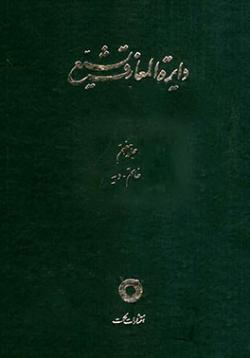 دایرة المعارف تشیع - جلد هفتم: خاتم - دیه