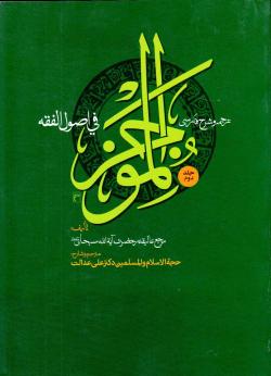 ترجمه و شرح فارسی الموجز فی اصول الفقه - جلد دوم