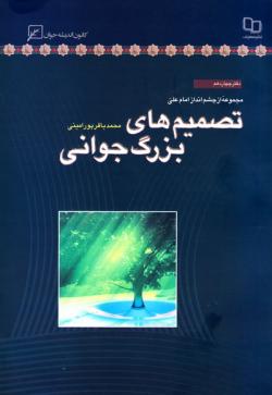 مجموعه از چشم انداز امام علی (ع) - دفتر چهاردهم: تصمیم های بزرگ جوانی