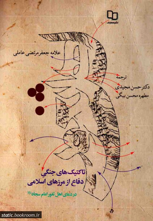 تاکتیک های جنگی دفاع از مرزهای اسلامی در دعای اهل الثغور امام سجاد علیه السلام