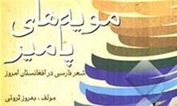 «مویه های پامیر»؛ روایتی تاریخی از شعر فارسی در افغانستان