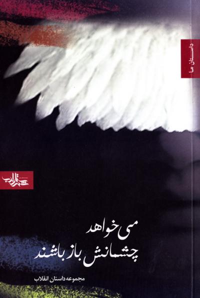 می خواهد چشمانش باز باشند: مجموعه داستان کوتاه انقلاب اسلامی