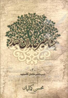 مشاهیر خاندان صدر - جلد دوم: نسب نامه خاندان آقامجتهد