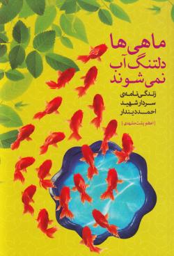 ماهی ها دلتنگ آب نمی شوند: زندگی نامه ی سردار شهید احمد دیندار