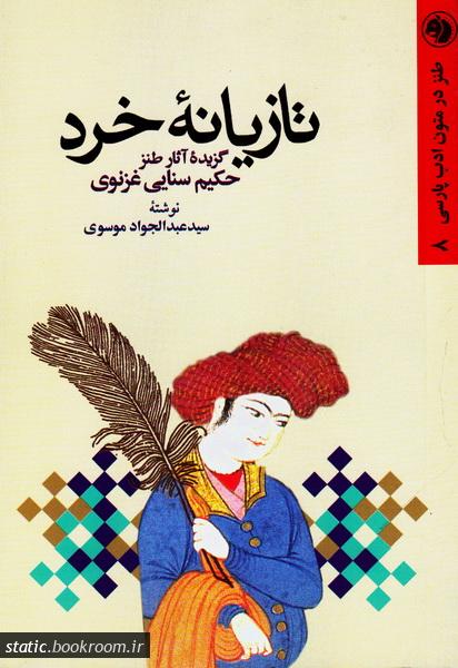 تازیانه خرد: گزیده طنز حکیم سنایی غزنوی