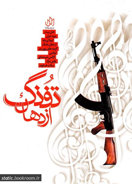 لوح فشرده آلبوم موسیقی از دهان تفنگ