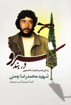 سرو در بند: زندگینامه و خاطرات دانشجو و هنرمند شهید محمدرضا چمنی