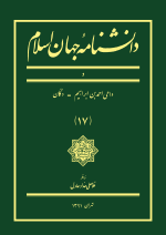 دانشنامه جهان اسلام - جلد هفدهم: د