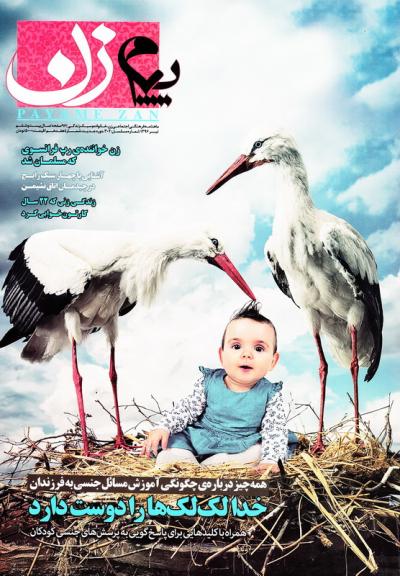 ماهنامه پیام زن: ماهنامه فرهنگی اجتماعی زن، خانواده و سبک زندگی شماره 17