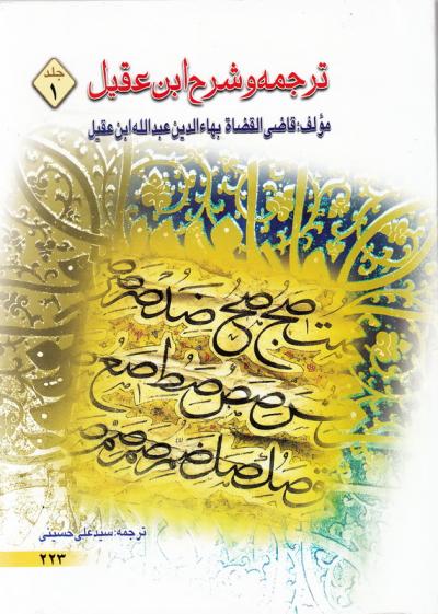 ترجمه و شرح ابن عقیل - جلد اول