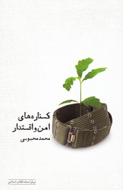 «کناره های امن و اقتدار» روانه بازار کتاب شد