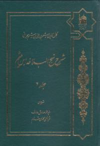 شرح نهج البلاغه ابن میثم - جلد چهارم
