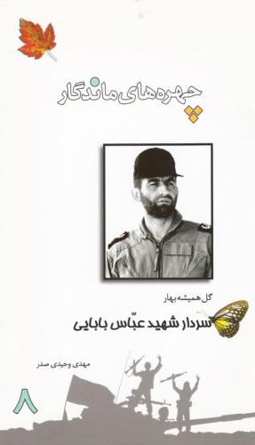 چهره های ماندگار 8: سردار شهید عباس بابایی چ1