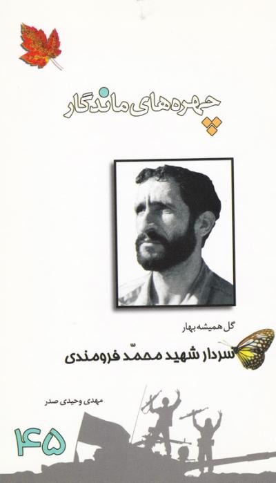 چهره های ماندگار 45: سردار شهید محمد فرومندی