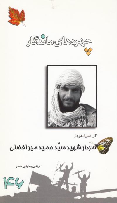 چهره های ماندگار 46: سردار شهید سید حمید میرافضلی