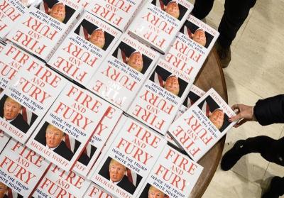 مایکل ولف دنباله ای بر کتاب جنجالی «آتش و خشم» می نویسد