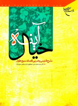 آینه خیال: شرح فارسی و عربی قصائد سبع طوال