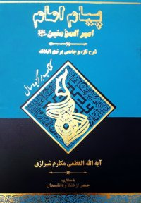 پیام امام امیرالمومنین (ع): شرح تازه و جامعی بر نهج البلاغه - جلد چهارم