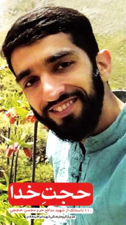 حجت خدا: 110 داستانک از شهید مدافع حرم محسن حججی