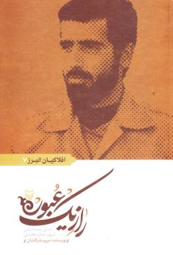 راز یک عبور: زندگینامه داستانی شهید جعفر محمدی