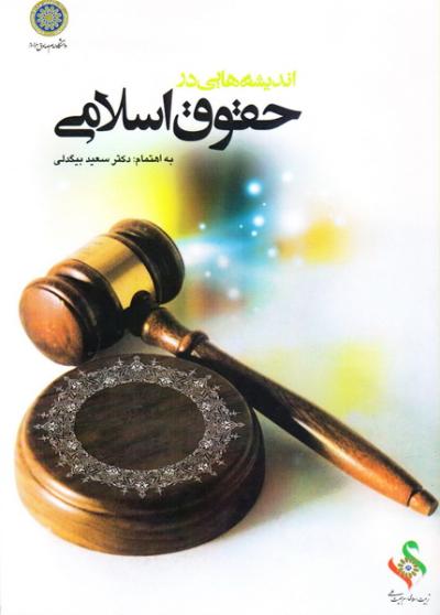 اندیشه هایی در حقوق اسلامی
