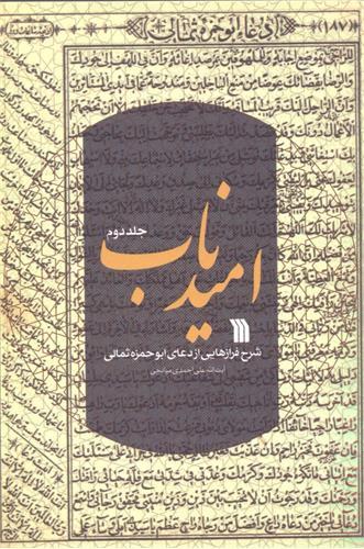 امید ناب: شرح فرازهایی از دعای ابوحمزه ثمالی - جلد دوم